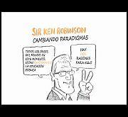 Cambiando el paradigma de la educación (Ken Robinson)