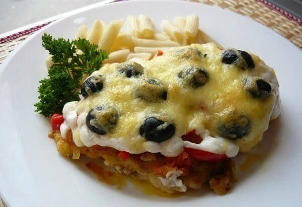 Это блюдо не просто вкусное, но и красивое. Приготовление не потребует от Вас особых кулинарных навыков, но наверняка порадует каждого члена семьи