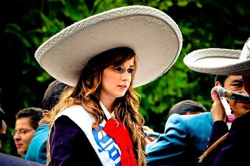 Desfile del Mariachi. Guadalajara, Jalisco.