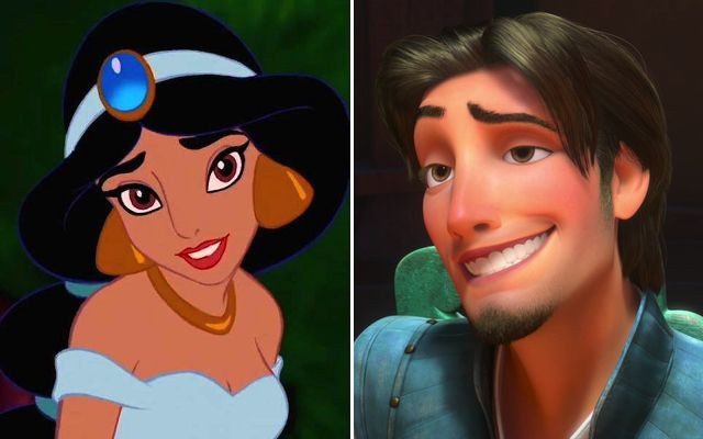 Here's Who Each Disney Princess Should Have Actually Ended Up With | Entertainment Tonight