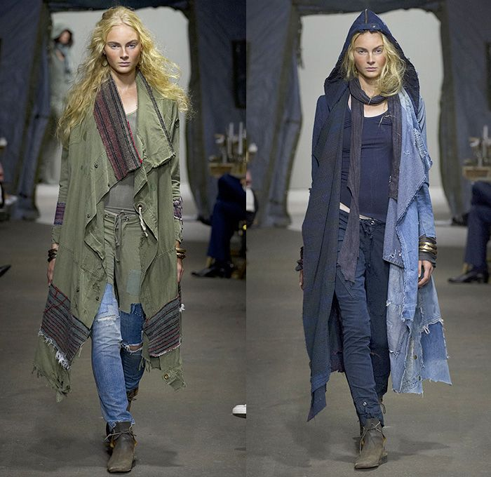 17 Best images about NYFW Denim Womens 2015 Spring Summer ...