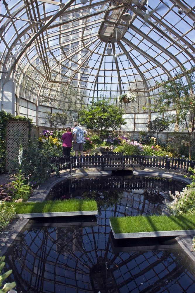 Lincoln Park Conservatory #chicago