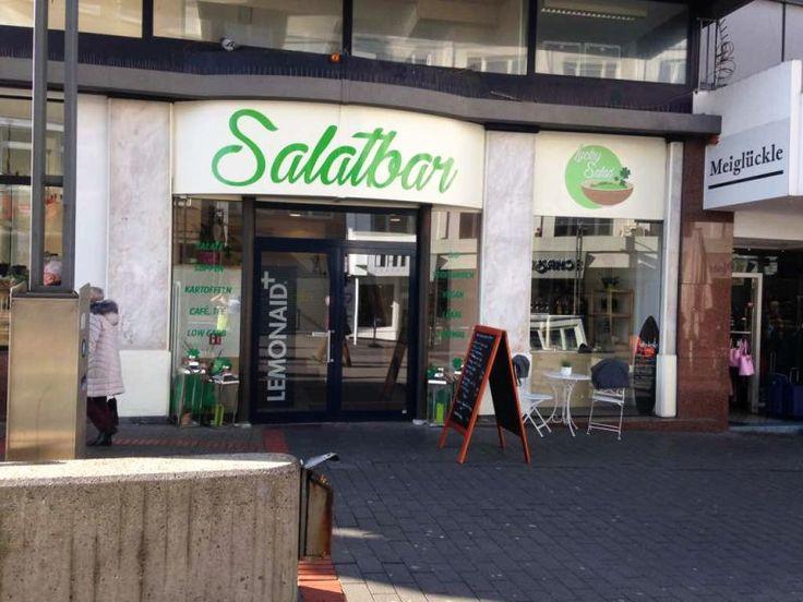Lucky Salad, Kurt-Schumacher-Platz 7, Bochum