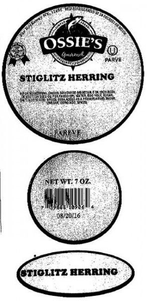 SM Fish Corp Recalls Select Ossie's Ready To Eat Herring Salads (US/NY & NJ) and Hampton Creek Issues Voluntary Recall of Mixes Containing Native Forest Coconut Milk Powder (US/Nationwide) -