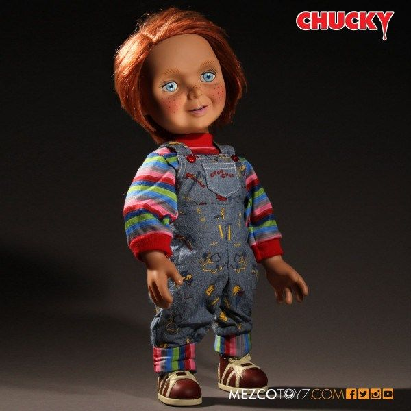 Chucky wants you for a best friend!