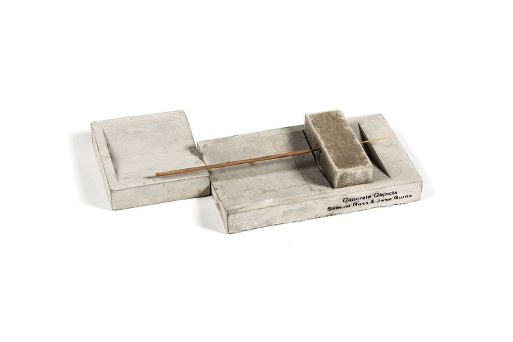 A-COLD-WALL* Founder Samuel Ross Launches New Concrete Objects Project With Jobe Burns