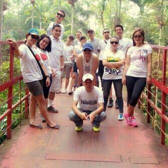 SLS & FO Team on Taman Kyai Langgeng