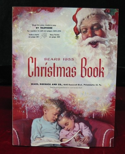 how to get the sears wish book