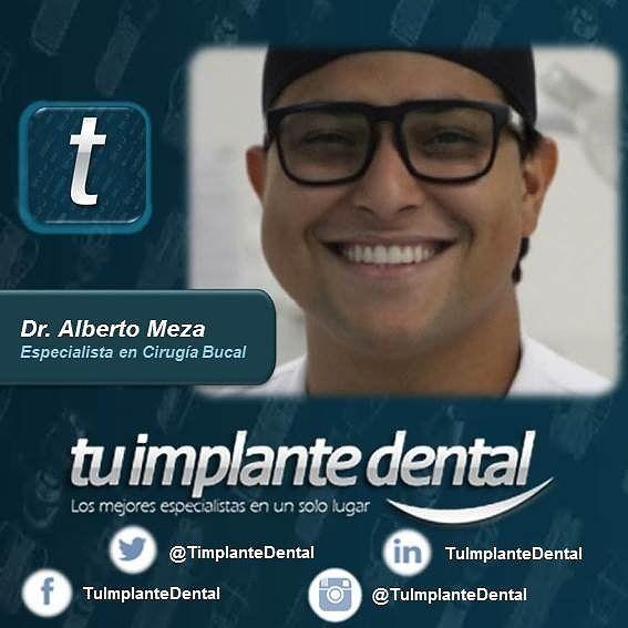 En #Valencia cuentas con el #Profesionalismo del Dr. Alberto Meza para tu Extracción de #Cordales o colocación de #ImplantesDentales... Ingresa en Nuestro Directorio enwww.tuimplantedental.com Categoría #CirugiaBucal y disfrutarás de #Tratamientos Impecables  #Sonreir #Sonrisa #SaludDental #SaludOral #SaludBucal #Salud #Dental #OralSurgery #DentalImplants Bucal #InstaPic #CuidadoOral #CuidadoBucal #CuidadoDental #Felicidad #Health #Happy #Diente #Dientes #Tooh #Teeth #Venezuela by…