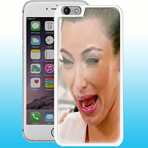Kim Kardashian Crying Design KNC for iPhone 6/6s White ca... http://www.amazon.com/dp/B01FNCEDCA/ref=cm_sw_r_pi_dp_3ffoxb0362K0H