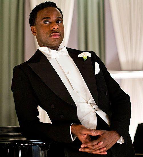 "'Downton Abbey' Season 4  Gary Carr as Jack Ross in ""Downton Abbey"""