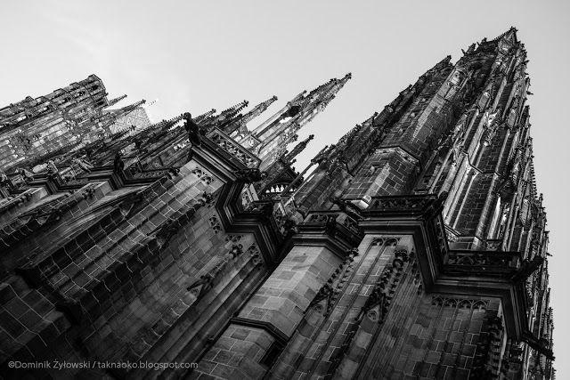 tak na oko...: Praga cz. 8 - Katedrála svatého Víta, Václava a Vo...
