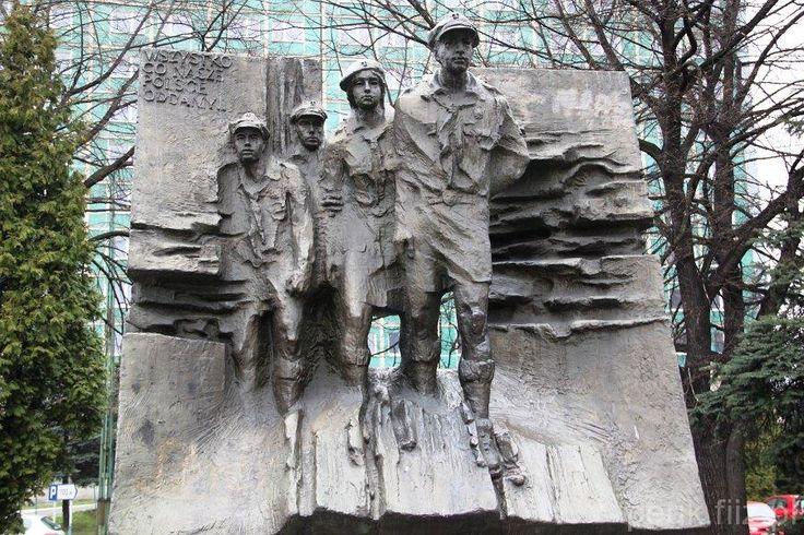 Pomnik Harcerzy Września,  Katowice