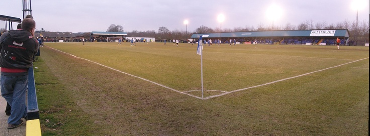 Longmead Stadium - Home of Tonbridge Angels