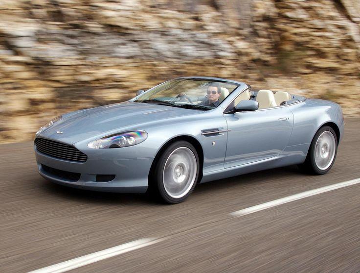 DB9 Volante Aston Martin cost - http://autotras.com