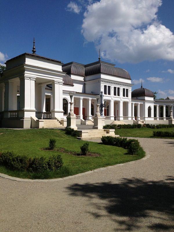 Casino in Central Park - Cluj Napoca, Romania