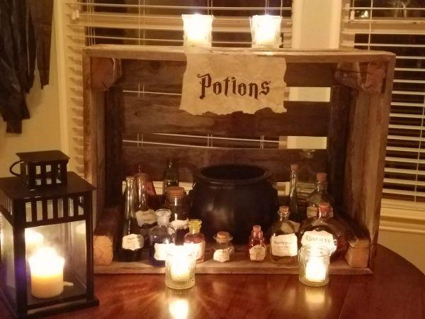 Harry Potter Party Harry Potter Halloween Party Harry Potter Theme Party Harry Potter Halloween