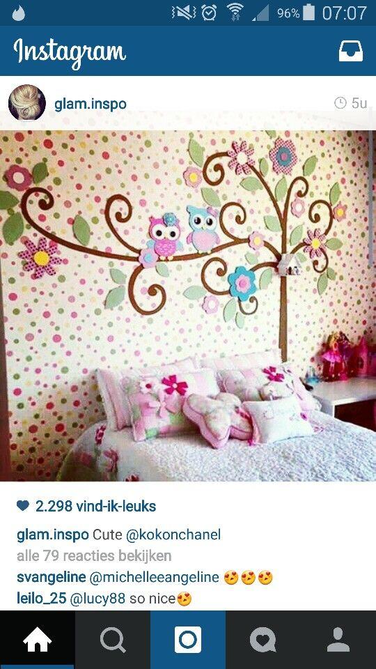 Kinderkamer meisje