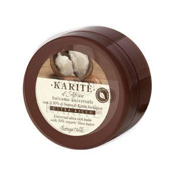 Karitè d'Africa - Balsamo universale con il 30% di burro di Karitè biologico ultra ricco (50 ml)