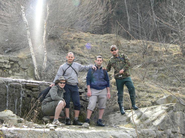 Iata o poza reprezentativa a echipei LaPescuit.eu