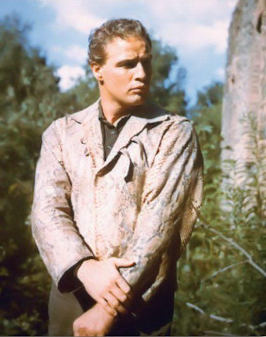 Marlon Brando - The Fugitive Kind