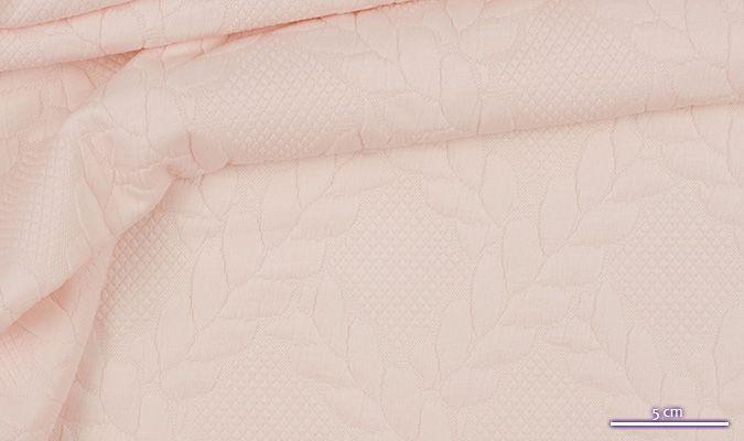 Szerokość: ok. 150 cm Skład: 95% poliester; 5% elastan Gramatura: ok. 450 gram / metr bieżący tkaniny