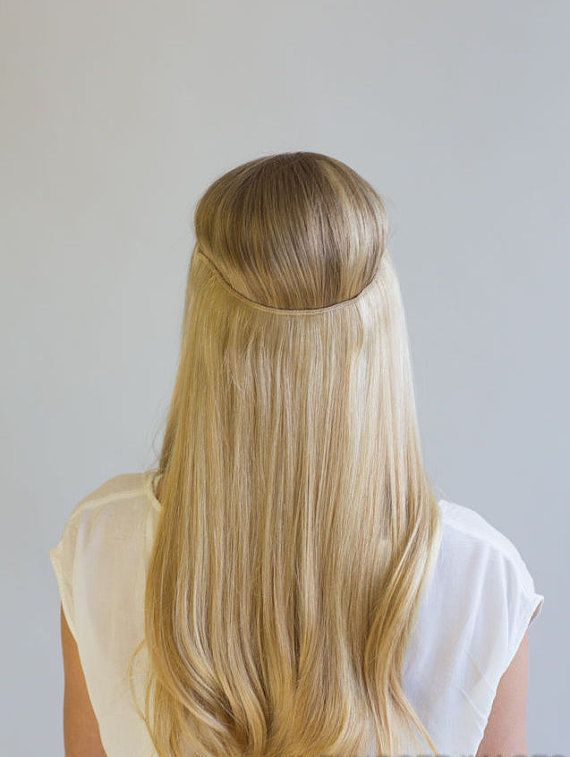 Easy-to-Install Remy Human Hair Extensions  Invisible Wire Style  invisible invisible invisible    Please be sure to read the entire thread
