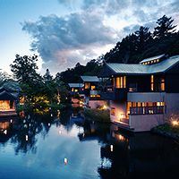 軽井沢 温泉旅館 | 星のや 軽井沢 HOSHINOYA Karuizawa【公式】