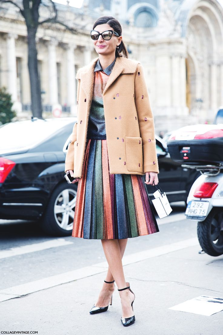 Paris Fashion Week Street Style V
