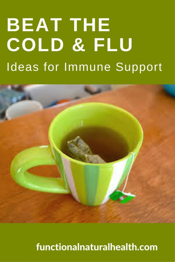 Beat the Cold and Flu