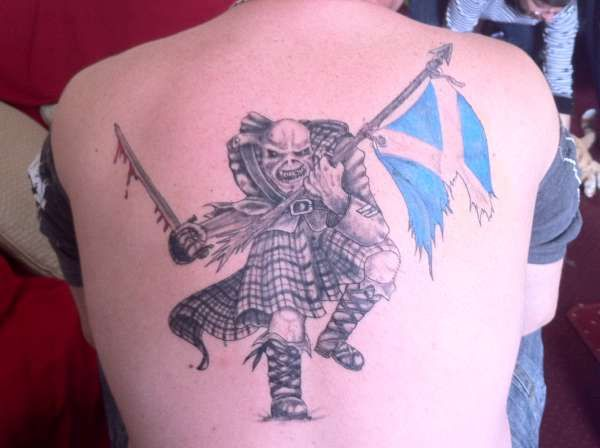 70 best tattoo of eddie from iron maiden images on pinterest. Black Bedroom Furniture Sets. Home Design Ideas