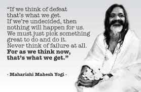maharishi mahesh yogi qoutes - Google Search