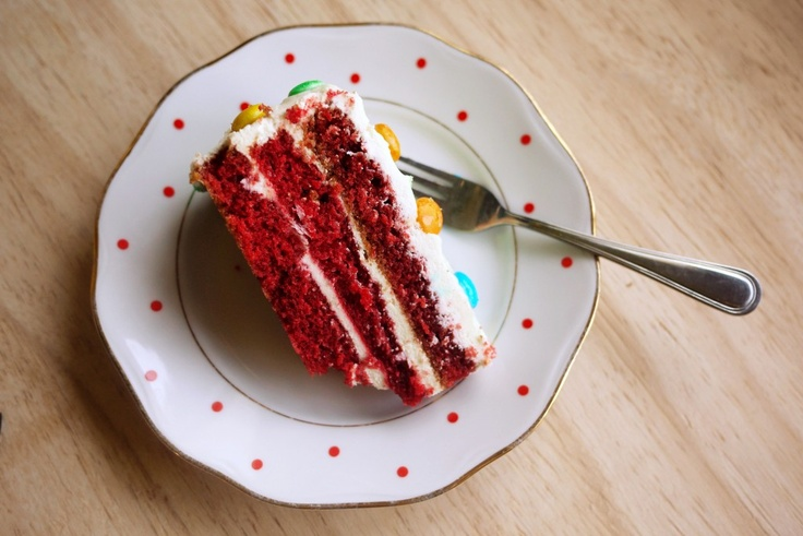 Red Velvet Cake - nzgirl