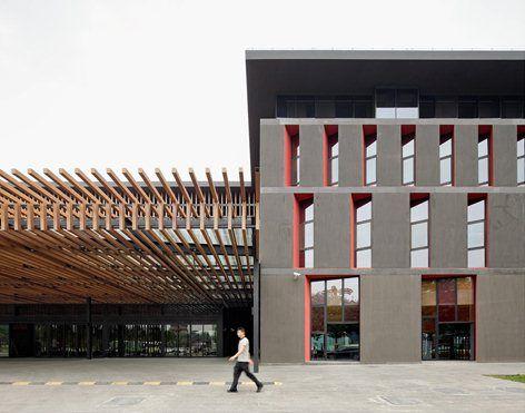 Xian Westin Hotel, Xi'an, 2012 - Neri & Hu Design and Research Office
