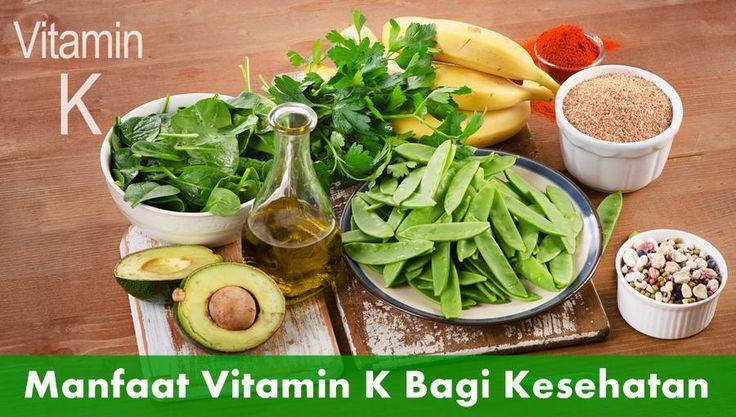 Manfaat Vitamin K Bagi Kesehatan  Manfaat kesehatan dari Vitamin K termasuk penurunan risiko pembekuan darah, pencegahan osteoporosis, bantuan dari nyeri haid, perlindungan dari pendarahan internal, pencegahan obstruksi bilier dan mengatasi masalah menstruasi.  http://www.ramuanherbal.web.id/manfaat-vitamin-k-bagi-kesehatan/