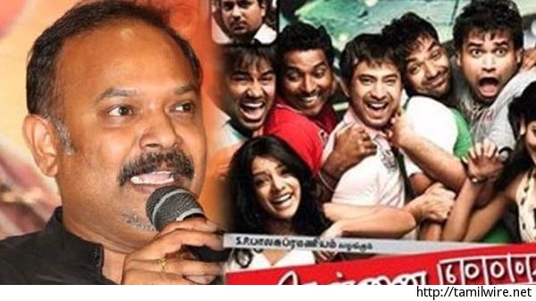 Venkat Prabhu to make third sequel to Chennai 600 028? - http://tamilwire.net/59706-venkat-prabhu-make-third-sequel-chennai-600-028.html