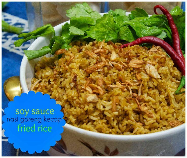 Indonesian Medan Food: Menu Indonesia untuk Tamu Asing ( Indonesian Menu for Expatriate )