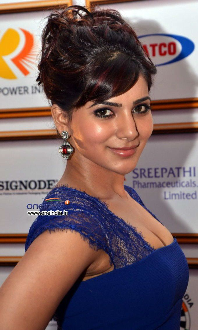Samantha dress changing pictures to high resolution
