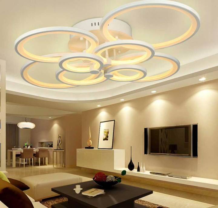 41 The Best Ideas For Living Room Wall Lighting Ceiling Design