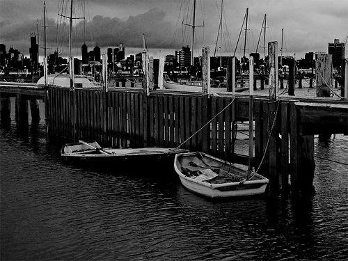 Landscape - Boat #1  Tumblr - ozpicday.tumblr.com