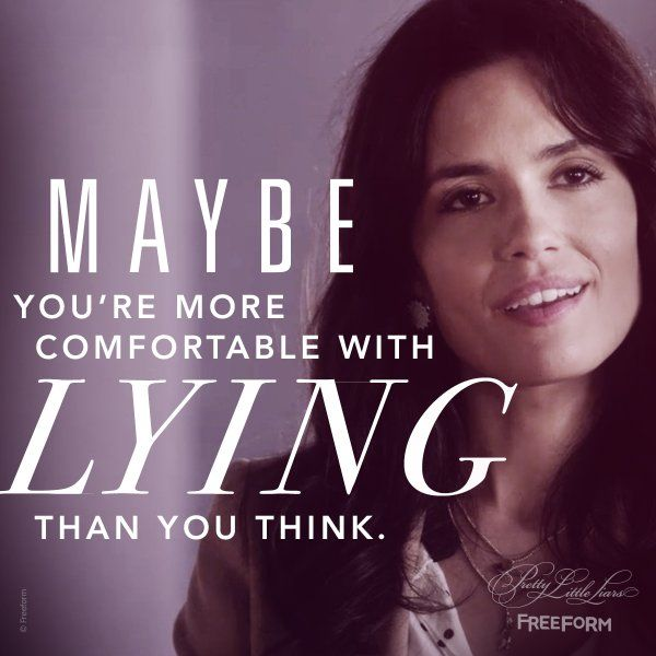 "S6 Ep13 ""The Gloves Are On"" - Melissa Hastings telling it how it is! #PrettyLittleLiars"