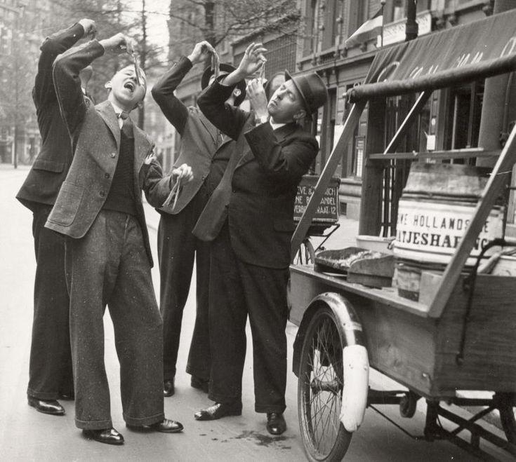 Rotterdam - Haringkar 1937