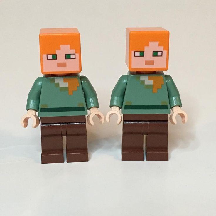 Alex from Minecraft! For sale! DM for prices. Serious inquiries only! . . . #lego #minifigures #afol  #collector #legos #legocollection  #minifigure #moc #brick #thebrickshow #collectibleminifigures  #legotoys #legostagram  #bricknetwork #brickleague #brickinsider #legophoto #toyphotography #legominifig #legominifigures #forsale #legosforsale #alllegos #legos #legostarwars #legocmfs #legominecraft