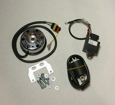 Price - $259.95. HPI Mini Rotor Racing CDI Ignition System For Minarelli V1 210K210 ( Brand - Horse Power Ignition, Manufacturer Part Number - 210k210, Warranty - Yes, Country/Region of Manufacture - Belgium    )
