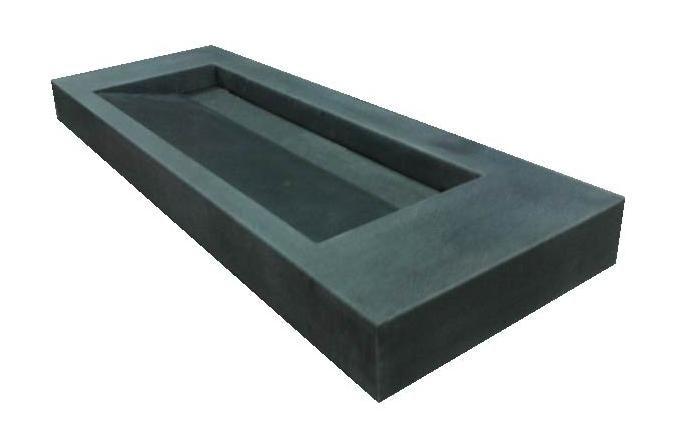 wastafel beton  Architectuur  Pinterest  Bathroom, Minimalist bathroom and # Wasbak Steen_065146