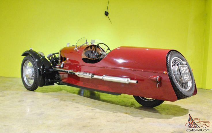 Morgan 3 Wheeler Super Sports 1934/5 with LTOWZ JAP engine