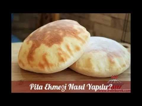 Pita Ekmeği | Evdeborek Yemek Tarifleri