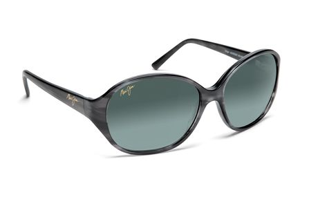 """Maui Jims - Womens Sunglasses - """"Ginger"""" - tried these on today - they were amazing - felt wonderful on, finish was in sandstone; pictured is charcoal.  Protects against wind and blowing debris - perfect for the desert.  $350 AUS - so worth it!"""