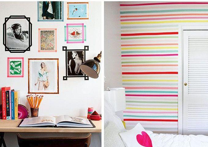 Mejores 13 im genes de luz en casa como decorar tus salas - Pintar paredes originales ...