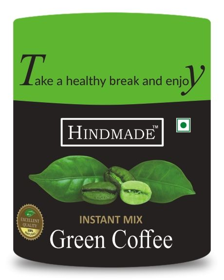 Another Healthy Reason to Drink Up the simple fresh flavor of the brew which is quite refreshing for HINDMADE TREE  Green coffee extract is an extract of unroasted, green  coffee beans.  Green coffee extract is being used as a weight-loss supplement and as an ingredient in other weight-loss products  It contains a substance called Chlorogenic Acid, which is believed to be responsible for the weight loss effects